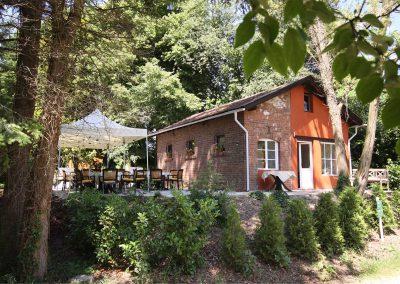 Dippelshof-gartenhaus