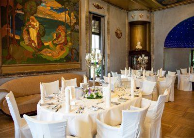 Gemälde im Blauen Saal