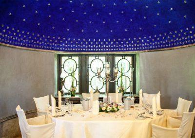 Sternenkuppel Blauer Saal