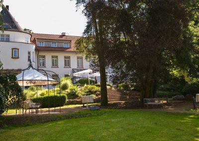 Terrasse Hofgut Dippelshof