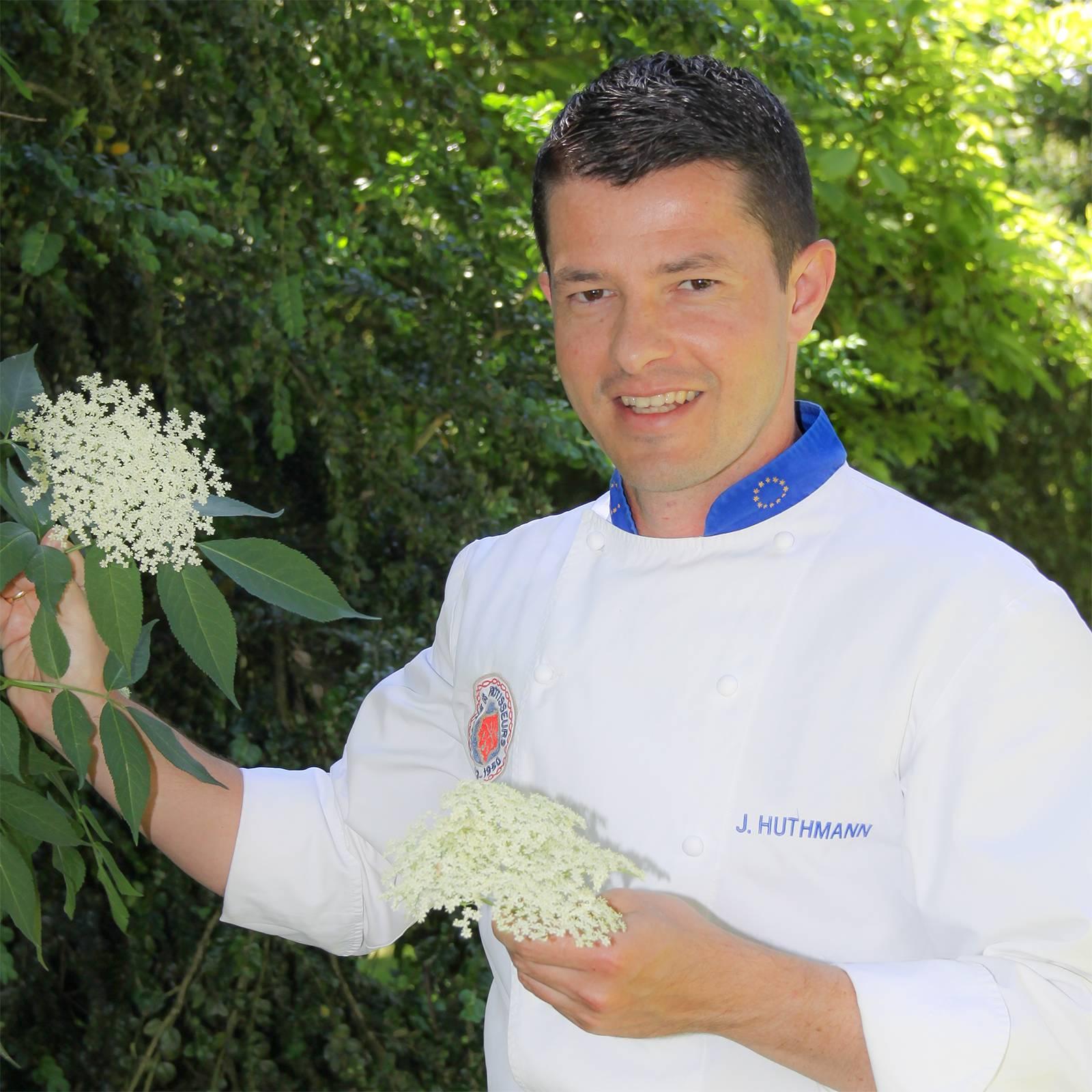 Küchenchef Jens Huthmann