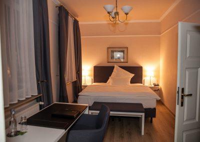 Hotelzimmer im Dippelshof