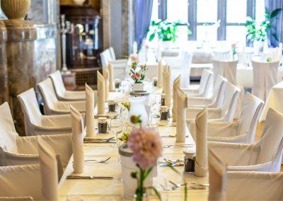 Hochzeitslocation in besonderer Atmosphäre
