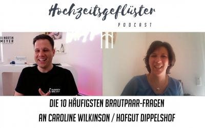 Hofgut Dippelshof beim Hochzeitsgeflüster-Podcast