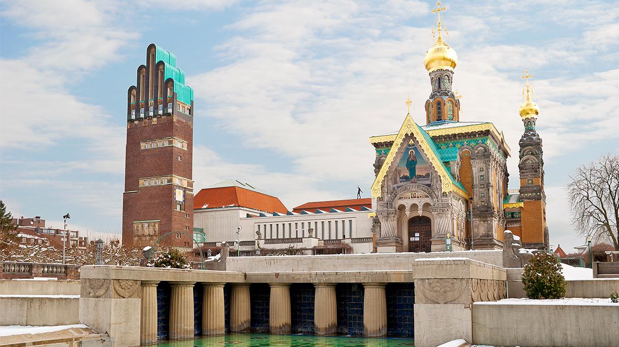 Weltkulturerbe Darmstadt
